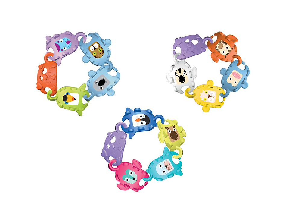 Bracelet Puppies Toy